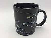 Кружка-чашка хамелеон с терморисунком SOLAR SYSTEM, фото 1