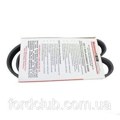 Ремень кондиционера Ford Fusion USA 2,0 экобуст, 2.5; Motorcraft JK4365
