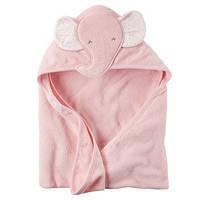 """Махровое полотенце """"Розовый слоник"""""""