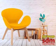 Кресло Сван Вуд (ассортимент цветов) (с доставкой)