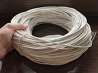 Нагревательный (карбоновый) кабель КН-66 для водосточных систем | 66ом/метр, изоляция - силикон | Доставка от 1 дня