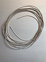 Нагревательный (карбоновый) кабель КН-66 для обогрева резервуаров | 66ом/метр, изоляция - силикон