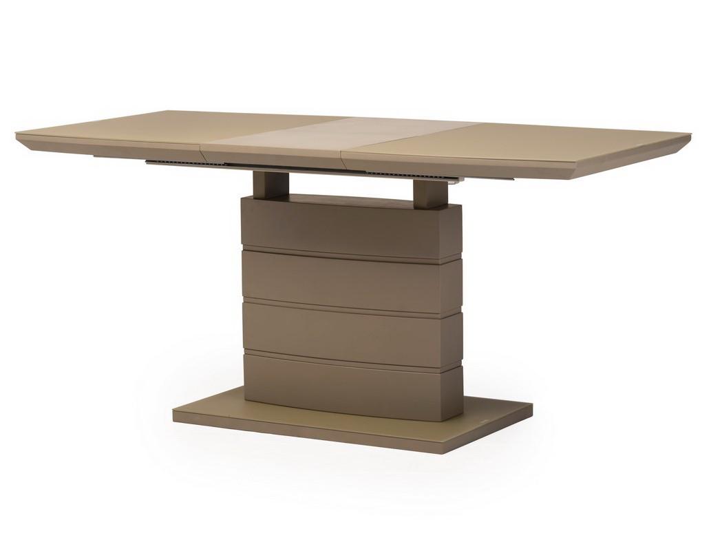 Стол обеденный TMM-50-1 Матовый мокко 120/160х80 см.