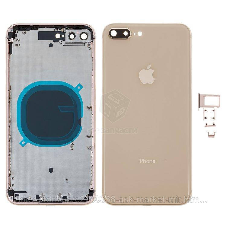 Корпус для Apple iPhone 8 Plus Original Gold