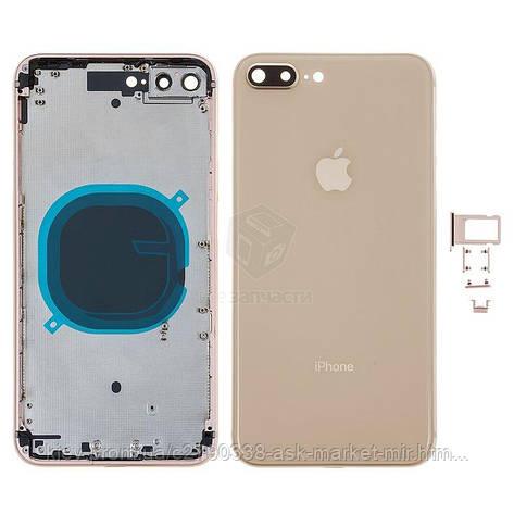Корпус для Apple iPhone 8 Plus Original Gold, фото 2