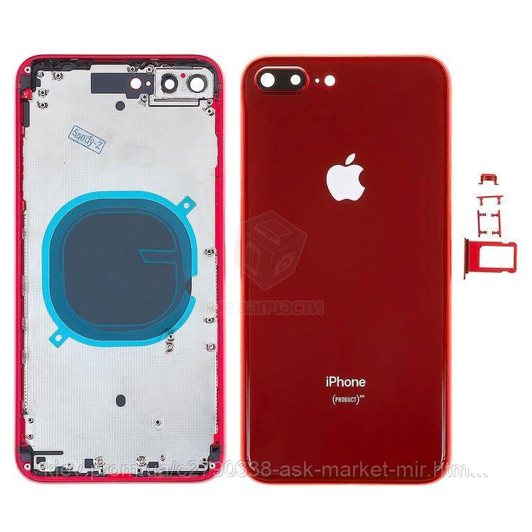 Корпус для Apple iPhone 8 Plus Original Red
