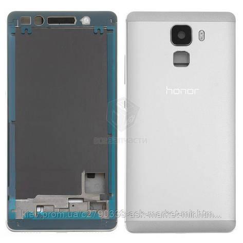 Корпус для Huawei Honor 7 PLK-L01 Original White, фото 2