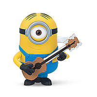 Minions Wind-Action Guitar Strumming Stuart Міньйони Стюарт з гітарою