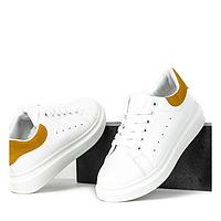 Женские кроссовки , кеды белые, фото 1