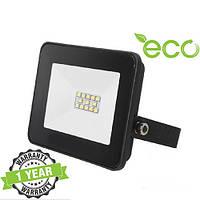 LED прожектор 10W 6000-6500К IP65 серия ECO