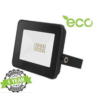 Светодиодный LED прожектор 20W 6000-6500К IP65 SMD серия ECO