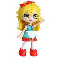 Кукла HAPPY PLACES S1 – СЬЮ СПАГЕТТИ и 2 эксклюзивных петкинса, подставка (56323)