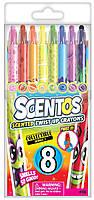 Набор ароматных восковых карандашей для рисования - РАДУГА (8 цветов) (41102)