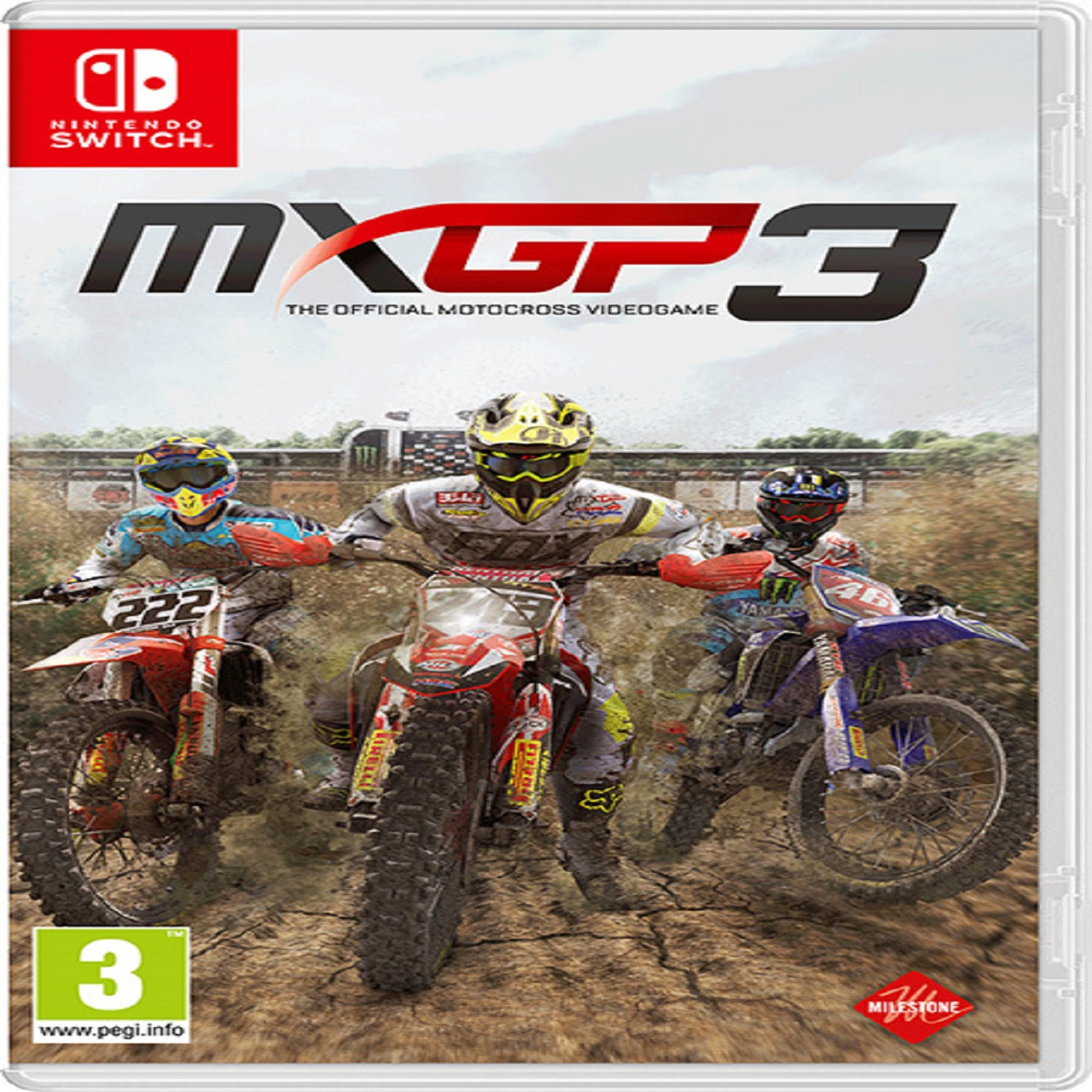 MXGP3 The Official Motocross Videogame ENG Nintendo Switch (NEW)