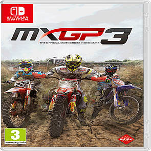 MXGP3 The Official Motocross Videogame ENG Nintendo Switch