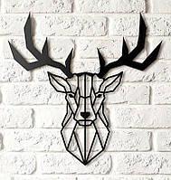 Интерьерная картина Decart Deer D1001, 47х50, из дерева