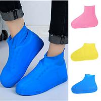 Многоразовые бахилы на обувь от дождя (чехлы на обувь)