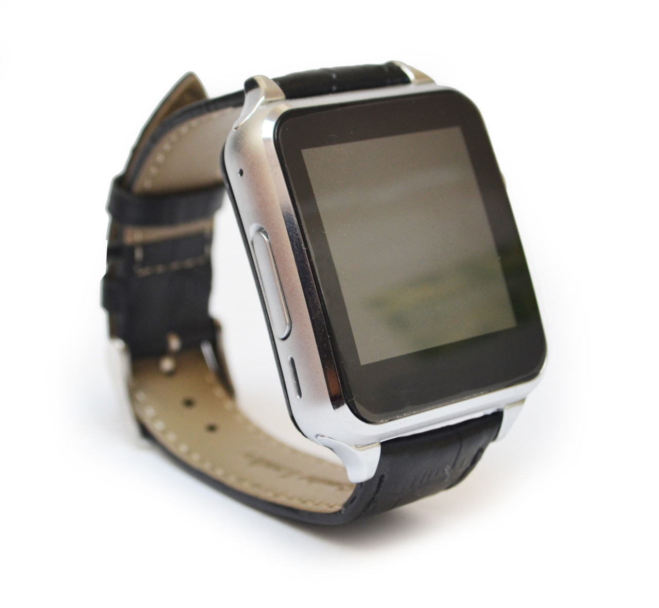 Умные часы UWatch S9 серебряный