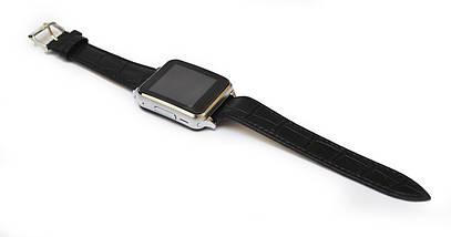Умные часы UWatch S9 серебряный, фото 3