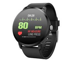 Смарт-часы Smart band LEMFO V11 ORIGINAL Black, фото 3
