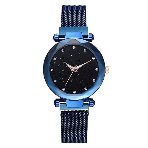 Женские часы Starry Sky Watch Paris - Синий