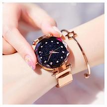Женские часы Starry Sky Watch Paris - Синий, фото 2