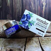 Увлажняющий крем для лица с экстрактом черники и гиалуроновой кислотой BIOAQUA Wonder Essence Cream