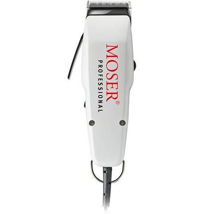 Машинка для стрижки Moser 1400 Professional White, фото 2