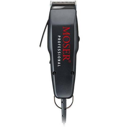 Машинка для стрижки Moser 1400 Professional Black, фото 2