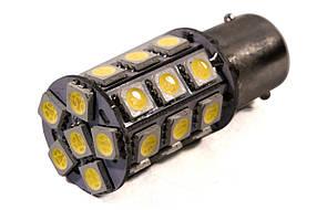 Светодиодная лампа AllLight T25/5 27 диодов 5050 1157 BA15S 12V