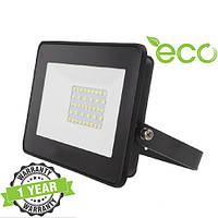 Светодиодный LED прожектор 50W 6000-6500К IP65 SMD серия ECO