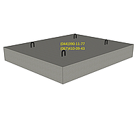 Фундаменты мостовые Ф12 (№19, С.3.501.1-177.93)