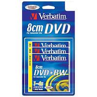 DVD диск VERBATIM DVD+RW 1,4 Gb