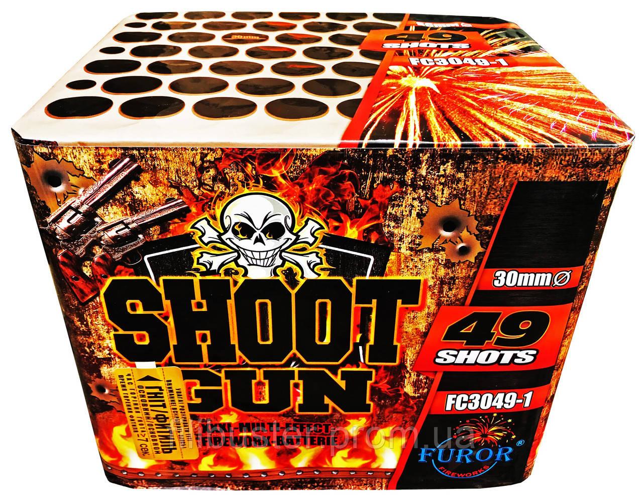 Салют Фурор Shoot Gun на 49 выстрелов FC3049-1