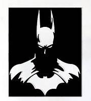 Интерьерная картина Decart Batman B1001, 50х60, из дерева