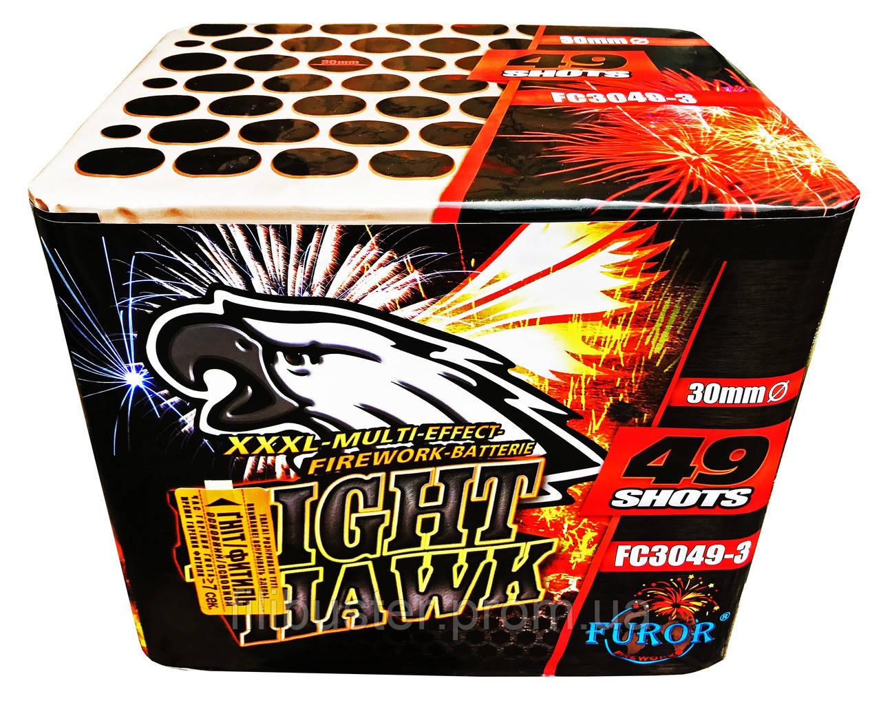 Салют Фурор Night Hawk на 49 выстрелов FC3049-3