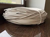 Нагревательный кабель КН-33 для обогрева резервуаров | 33ом/метр, изоляция - силикон | Гарантия качества.