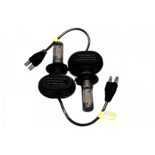 Автомобильные лампы HeadLight LED S1-H7 6000К
