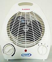Тепловой вентилятор SILVER CrowN HF-1705 (1000/2000W)