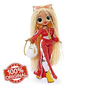 Кукла LOL Surprise OMG Swag Леди DJ 560548