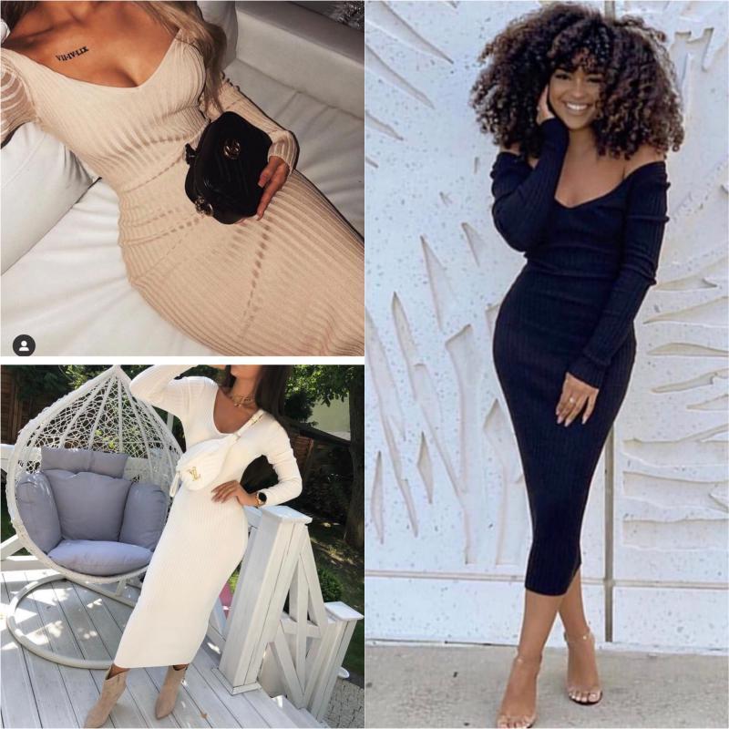 Платье с вырезом Мод. 474+