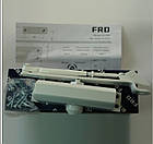 Доводчик дверей металлопластиковых FRD 2000 (85-120) кг, фото 2