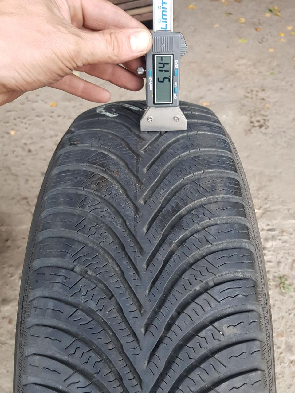 MICHELIN ALPIN 5 205/60/R16