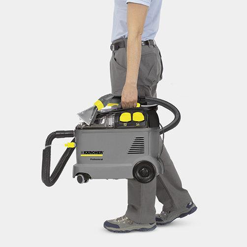 Апарати для чищення килимів