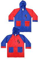 Дождевик для мальчиков Spider-Man 98/104-122/128 р.р., фото 1