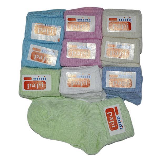 Детские носочки для детей до 1 года ( мин. заказ 1 упаковка)
