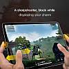 Игровой контроллер (джойстик, геймпад, триггер) Baseus Shooting Game Tool ACPBCJ-01 для планшета (Черный), фото 3