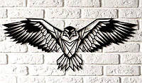 Интерьерная картина Decart Eagle E1002, 110х45, из дерева