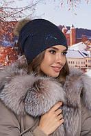 Женская зимняя шапка «Енже»