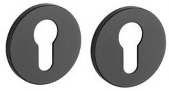 Накладка  под цилиндр TUPAI 4046 5S черный матовый
